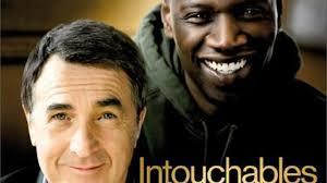 Affiches du film «Intouchables»