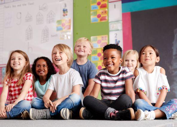 les enfants et les langues